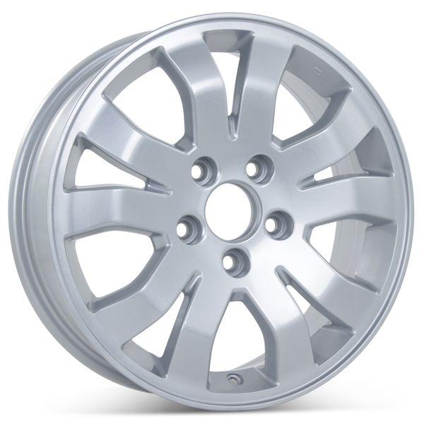 "16"" x 6.5"" Replacement Wheel for Honda CR-V 2005-2006 Rim 63888 Open Box"