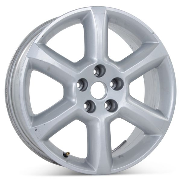 """18"""" x 7.5"""" Alloy Replacement Wheel for Nissan Maxima 2003 2004 2005 2006 Rim 62424 Open Box"""