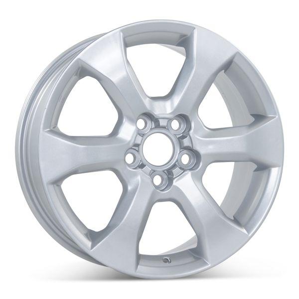 "17"" x 7"" Replacement Wheel for Toyota Rav4 2009-2012 Rim 69554 Open Box"