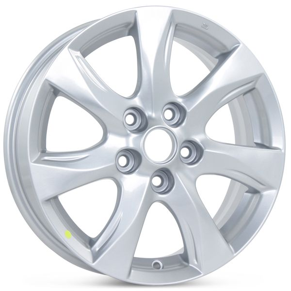 "16"" x 6.5"" Replacement Wheel for 2010-2011 Mazda3 Rim 64927"