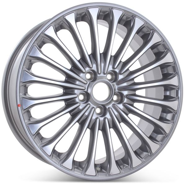 """New 18"""" x 8"""" Alloy Replacement Wheel for Ford Fusion 2013-2016 Rim 3961"""