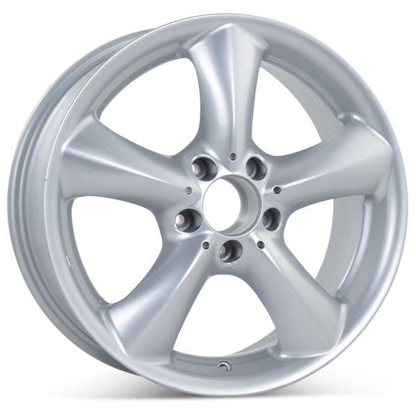 "17"" x 7.5"" Front Wheel for Mercedes 2003 2004 2005 2006 C230 C320 C350 CLK320 Rim 65288 Open Box"