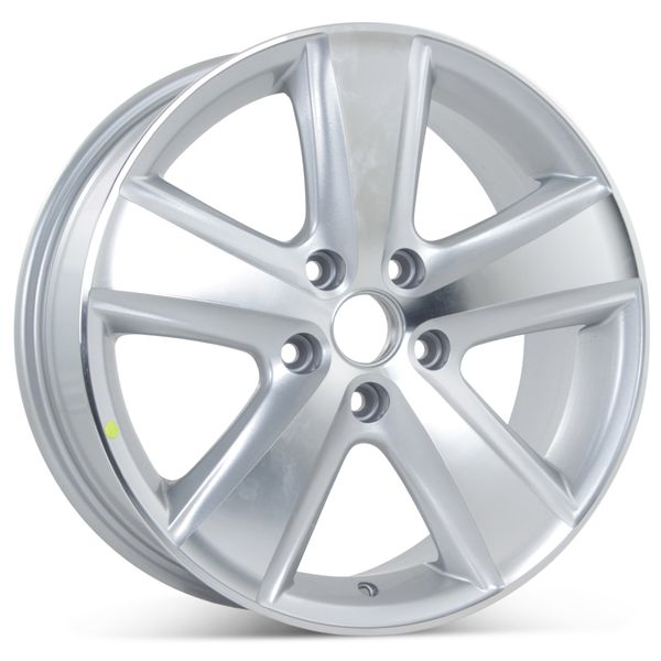 """17"""" x 7"""" Alloy Replacement Wheel for Toyota Camry 2010 2011 Rim 69566 Open Box"""