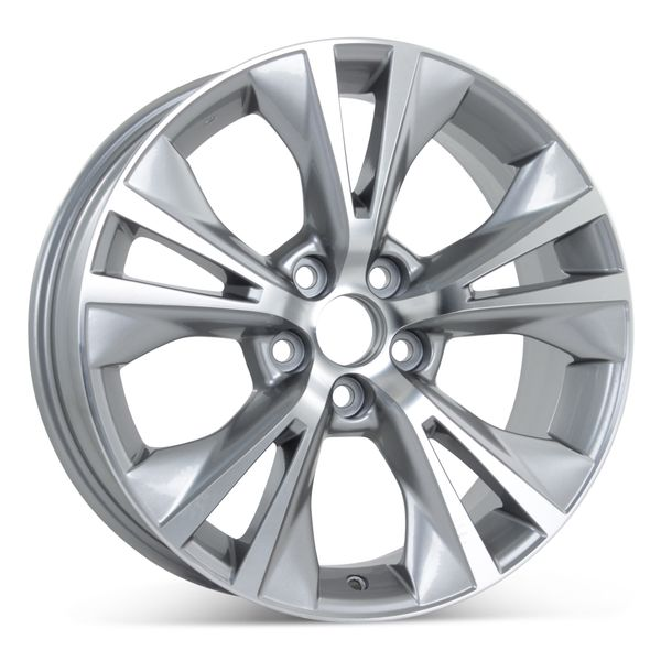 "18"" x 7.5"" Wheel for Toyota Highlander 2014 2015 2016 2017 2018 Rim 75162 Open Box"
