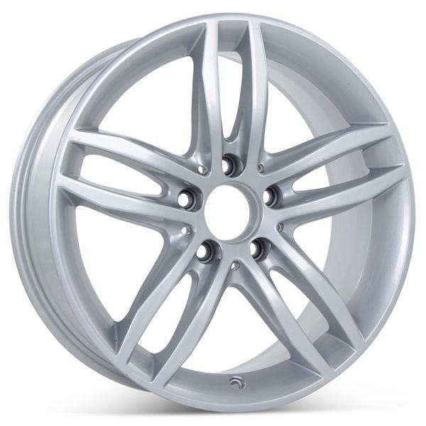 "17"" x 7.5"" Replacement Front Wheel for Mercedes C250 C300 2012 2013 2014 Rim 85227 Open Box"