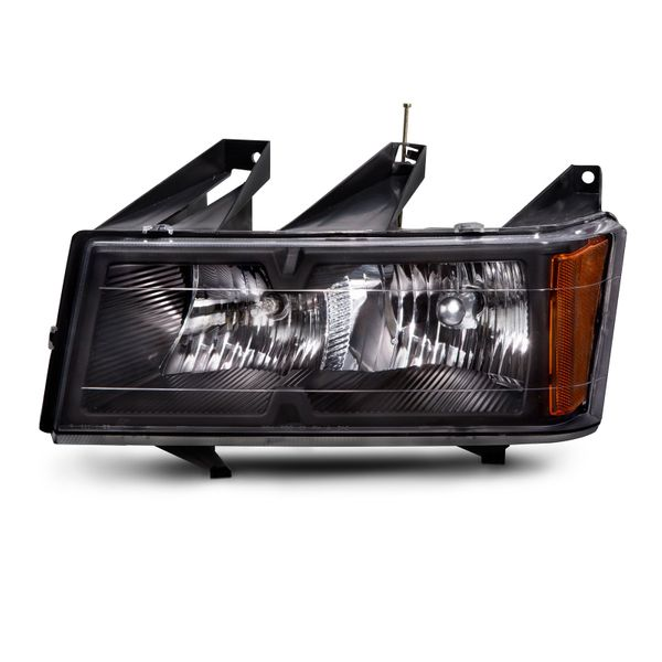 New Replacement Headlight for Chevrolet Colorado/GMC Canyon Driver Side 2004 - 2012 GM2502234