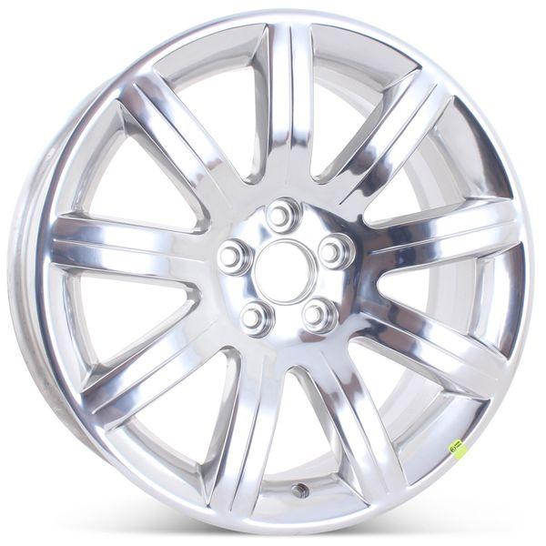"Brand New 19"" x 8"" Ford Flex 2008 2009 2010 2011 2012 Factory OEM Wheel Polished  Rim 3768"