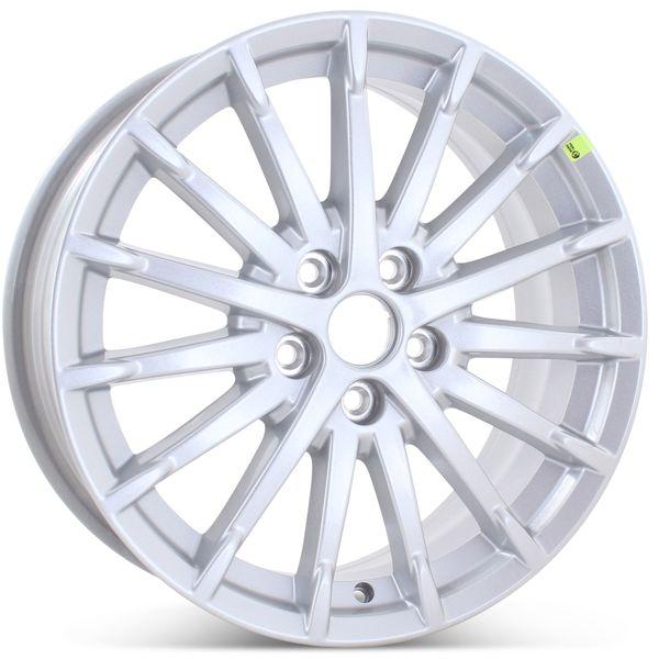 "Brand New 17"" x 7"" Ford C-MAX 2013 2014 2015 2016 Factory OEM Wheel Silver Rim 3904"