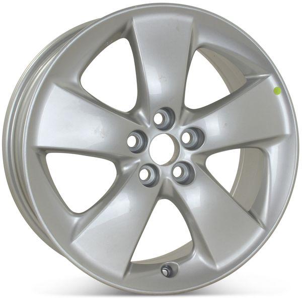 "17"" Replacement Wheel for Toyota Prius 2010 2011 2012 2013 2014 2015 Rim 69568 Open Box"