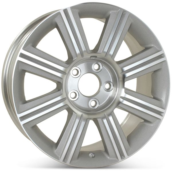 """17"""" x 7.5"""" Alloy Replacement Wheel for Lincoln MKZ 2007 2008 2009 Rim 3656 Open Box"""