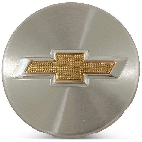 OE Genuine Chevrolet Cruze Sonic Volt 2011- 2017 Center Cap Silver W/ Gold Logo CAP0012