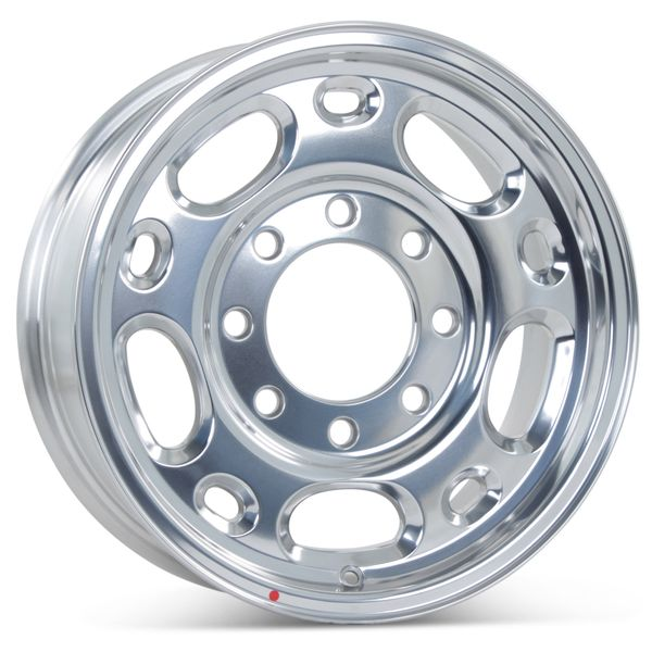 "16"" Alloy Replacement Wheel for Chevy Silverado GMC Sierra 1999-2010 Rim 5079 Open Box"