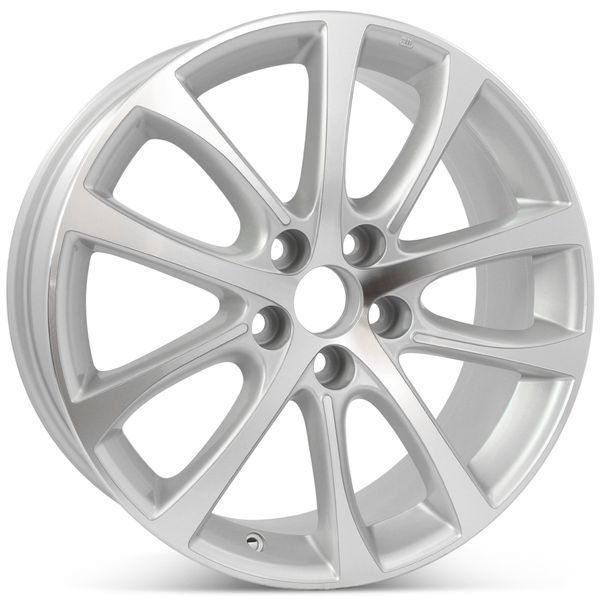 """New 18"""" x 7.5"""" Alloy Replacement Wheel for Toyota Avalon 2013-2015 Rim 69624"""
