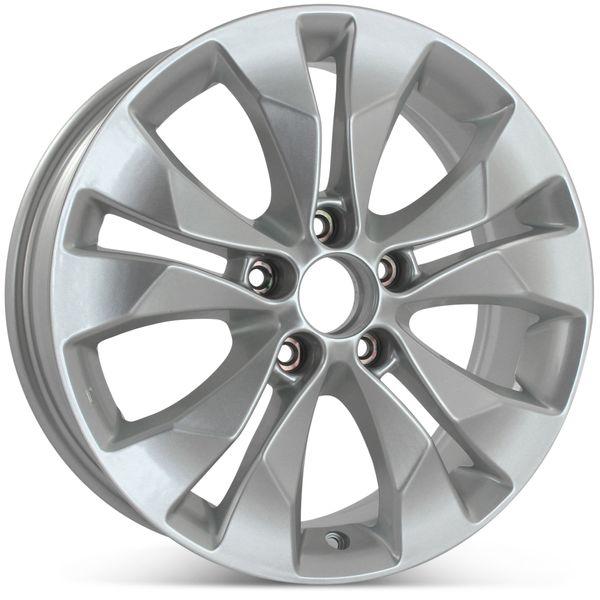 "New 17"" x 6.5"" Replacement Wheel for Honda CR-V 2012 2013 2014 Rim 64040"