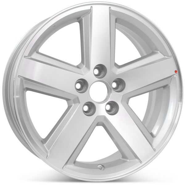 "New 18"" x 7"" Alloy Replacement Wheel for Dodge Avenger 2008 2009 2010 Rim 2309"