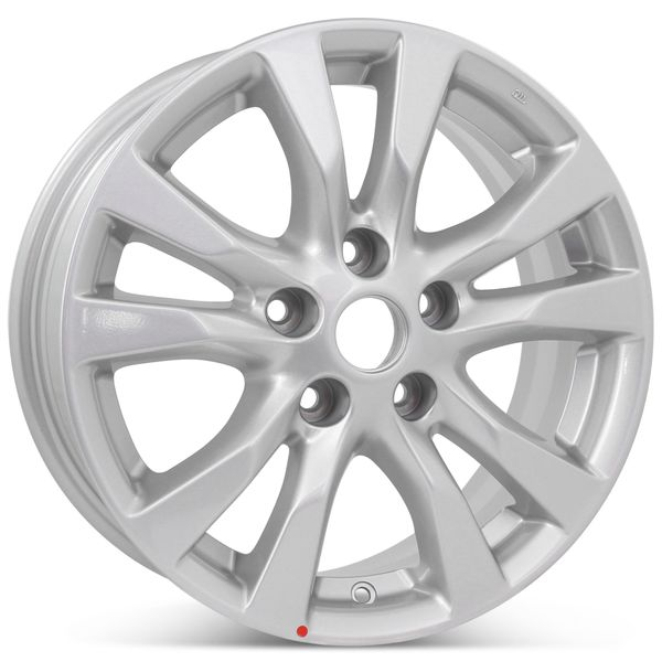 """New 16"""" x 7"""" Alloy Replacement Wheel for Nissan Altima 2014-2017 Rim 62718"""