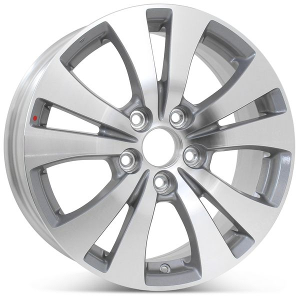 """New 17"""" x 7"""" Alloy Replacement Wheel for Honda Odyssey 2014 2015 2016 2017 Rim 64057"""