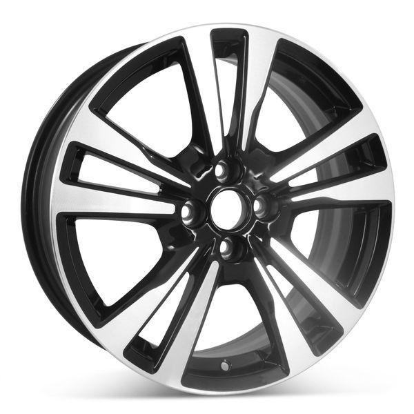 "New 17"" x 6.5"" Replacement Wheel for Nissan Kicks 2018 2019 2020 2021 Rim 62792"