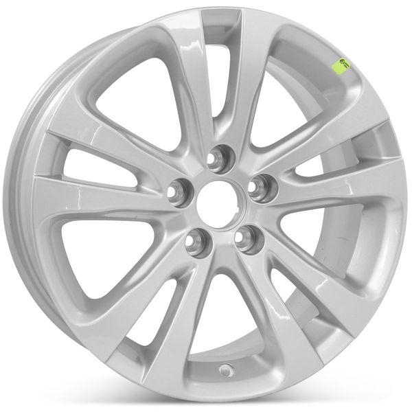 """17"""" x 7.5"""" Chrysler 200 2015 2016 2017 Factory OEM Wheel Rim 2511 Open Box"""