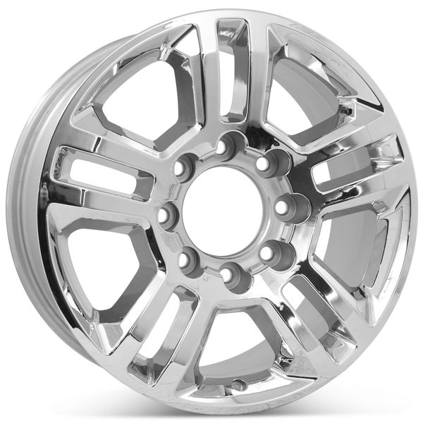 "20"" Chevrolet Silverado HD 2500 3500 2015 2016 2017 2018 2019 OEM Wheel Rim 5705 Open Box"