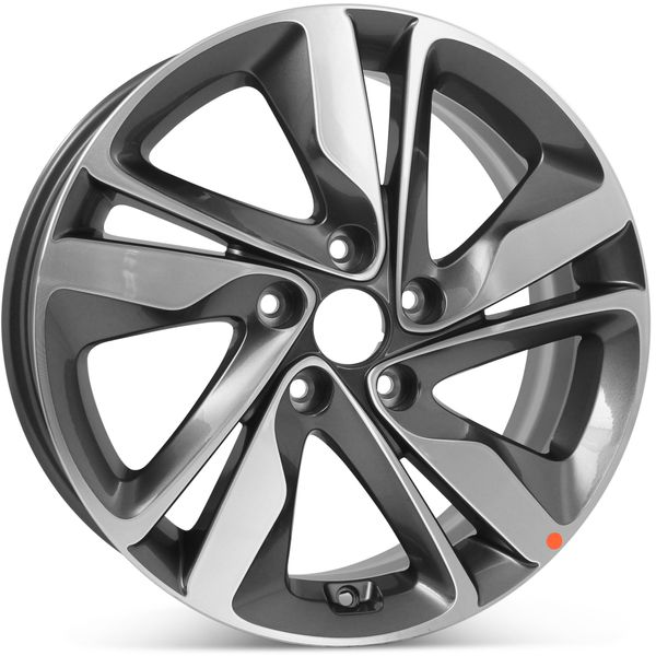 "Brand New 17"" x 7"" Hyundai Elantra 2014 2015 2016 Factory OEM Wheel Rim 70860"