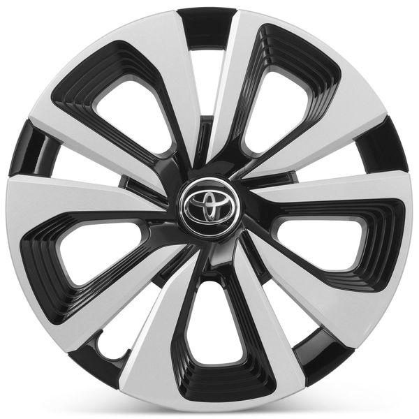 "OE Genuine Toyota Prius Prime 15"" 2017 2018 2019 Hubcap Wheel Cover 4260247240"