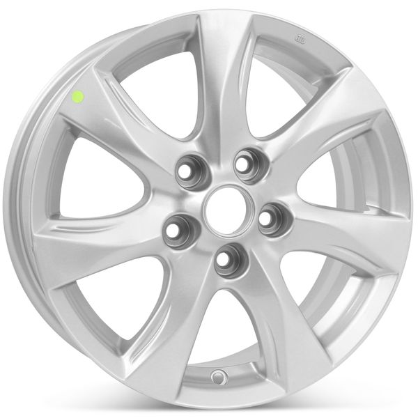"16"" Alloy Replacement Wheel for Mazda 3 2010 2011 Rim 64927 Open Box"