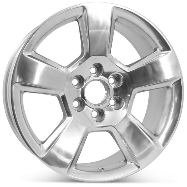 "New 20"" Alloy Replacement Wheel for Chevrolet Tahoe Suburban Silverado 1500 2015-2020 Rim 5652"