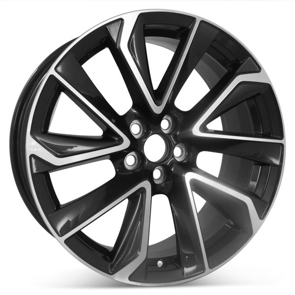 """New 18"""" x 8"""" Alloy Replacement Wheel for Toyota Corolla 2019 2020 2021 Rim 75236"""