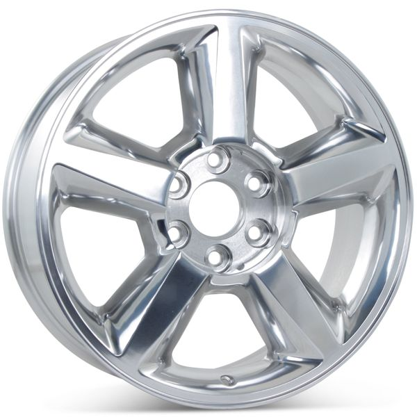 "20"" Alloy Replacement Wheel for Chevy Avalanche Silverado Suburban Tahoe Rim 5308 Open Box"