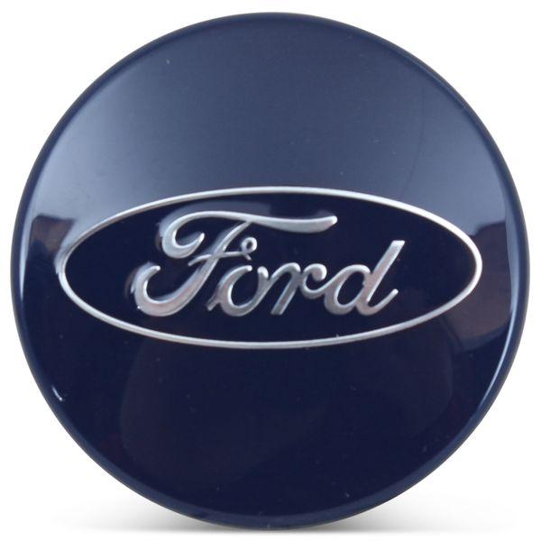 OE Genuine Ford Focus Fusion Escape Edge Fiesta C-Max Blue Center Cap with Ford Logo  CAP3333