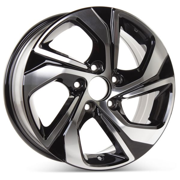 """New 16"""" x 7"""" Alloy Replacement Wheel for Honda Accord LX 2016 2017 Rim 64078"""