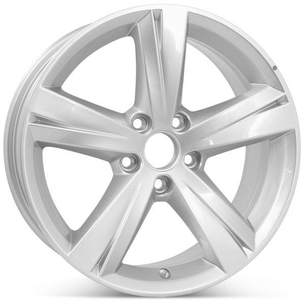 """New 17"""" x 7"""" Alloy Replacement Wheel for Volkswagen Passat  2012 2013 2014 2015 Rim 69928"""