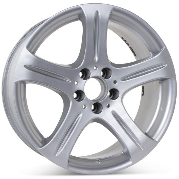"18"" x 8.5"" Replacement Wheel for Mercedes CLS500 CLS550 2006-2007 Rim 65371 Open Box"