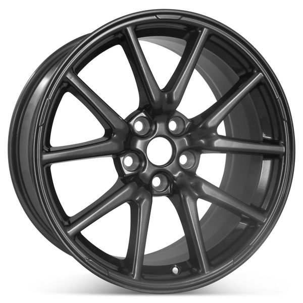 """New 18"""" x 8.5"""" Alloy Replacement Wheel for Tesla Model S 2017 2018 2019 2020 2021 Rim 96276"""