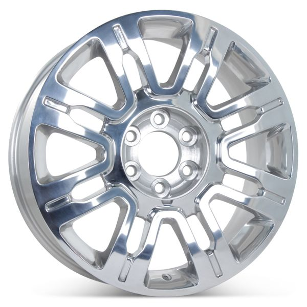 """20"""" Alloy Replacement Wheel for Ford Expedition F-150 2009 2010 2011 2012 2013 Rim 3788 Open Box"""