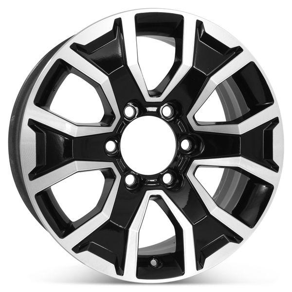 "17"" x 7.5"" Toyota Tacoma 2020 2021 Factory OEM Wheel Rim 75259"