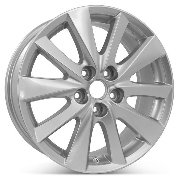 "New 17"" x 7"" Replacement Wheel for Mazda CX-5 2013 2014 2015 2016 Rim 64954"