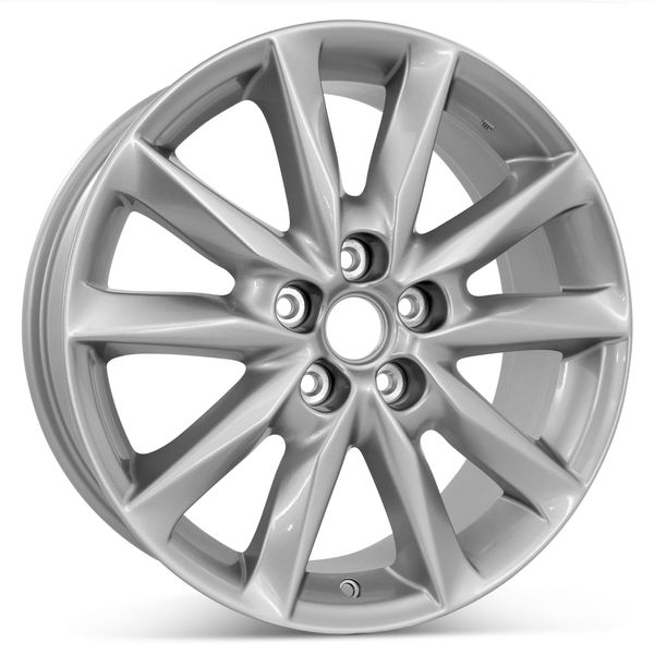 """New 18"""" x 7"""" Replacement Wheel for Mazda3 2017 2018 Rim 64940"""