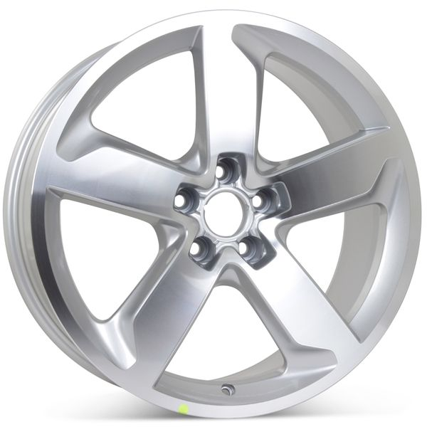 """New 19"""" x 8"""" Alloy Replacement Wheel for Audi Q5 2009 2010 2011 2012 Rim 58847"""