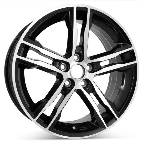 """New 18"""" x 8"""" Replacement Wheel for Ford Focus 2015 2016 2017 2018 Rim 10015"""