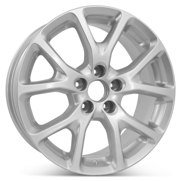 """New 17"""" x 7"""" Replacement Wheel for Jeep Cherokee 2014 2015 2016 2017 2018 Rim 9130"""