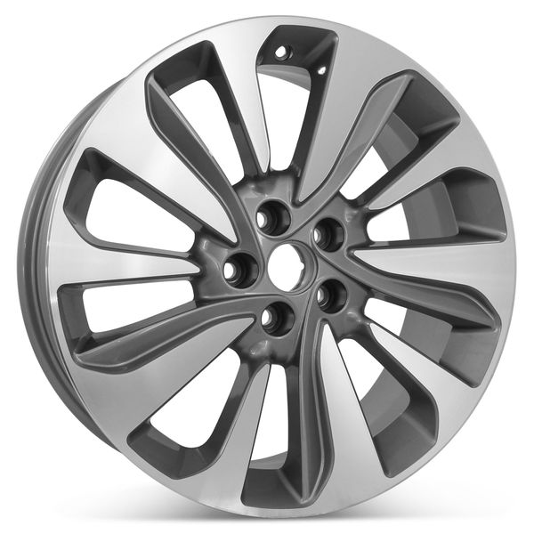 """New 18"""" x 7"""" Replacement Wheel for Buick Encore 2017 2018 2019 2020 2021 Rim 4148"""