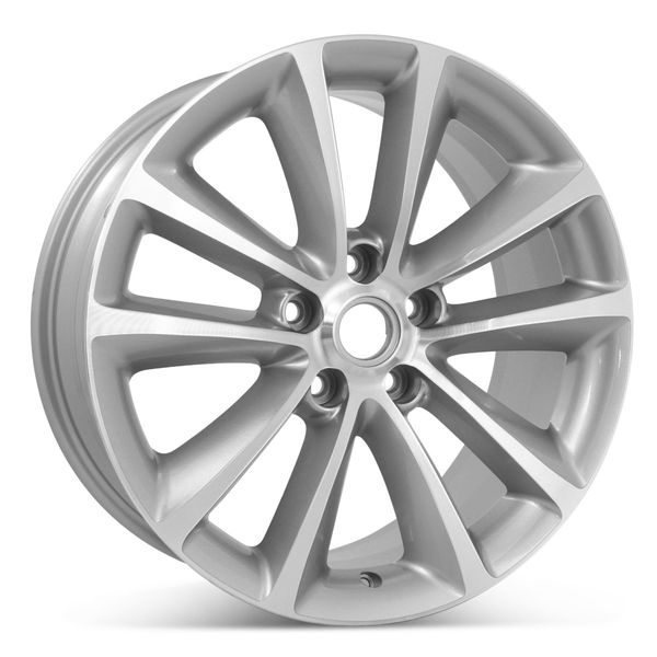 "New 18"" x 8"" Replacement Wheel for Buick Verano 2012-2017 Rim 4111"