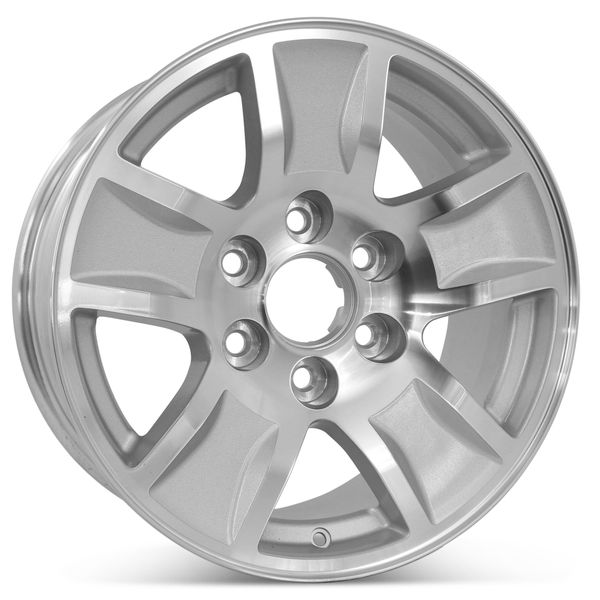 "New 17"" x 8"" Replacement Wheel for Chevrolet Silverado Suburban Tahoe GMC Sierra 2014-2020 Rim 5657"