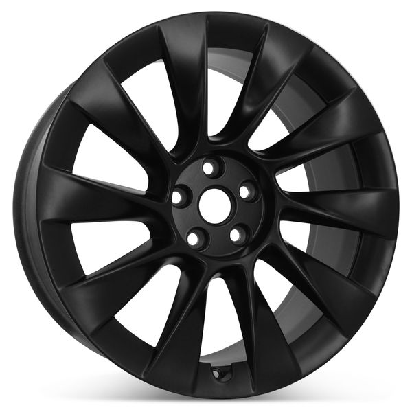 "20"" x 9.5"" Tesla Model Y 2020 2021 Factory OEM Wheel 96965"