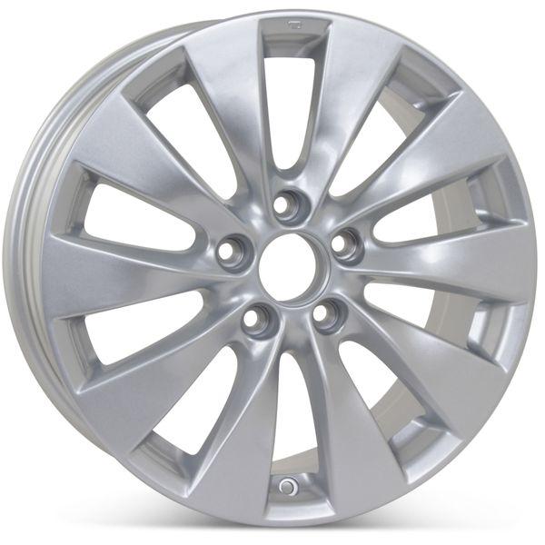 "New 17"" x 7.5"" Replacement Wheel for Honda Accord 2013-2015 Rim 64047"