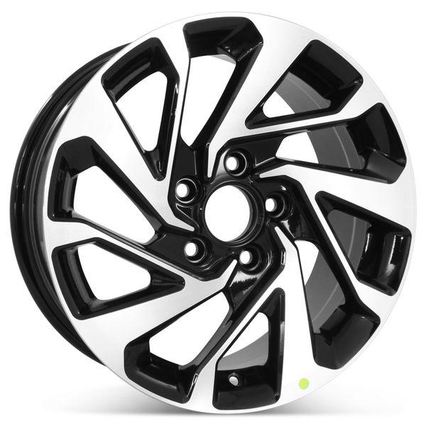 "New 16"" x 7"" Replacement Wheel for Honda Civic 2016 2017 2018 2019 2020 Rim 64095"