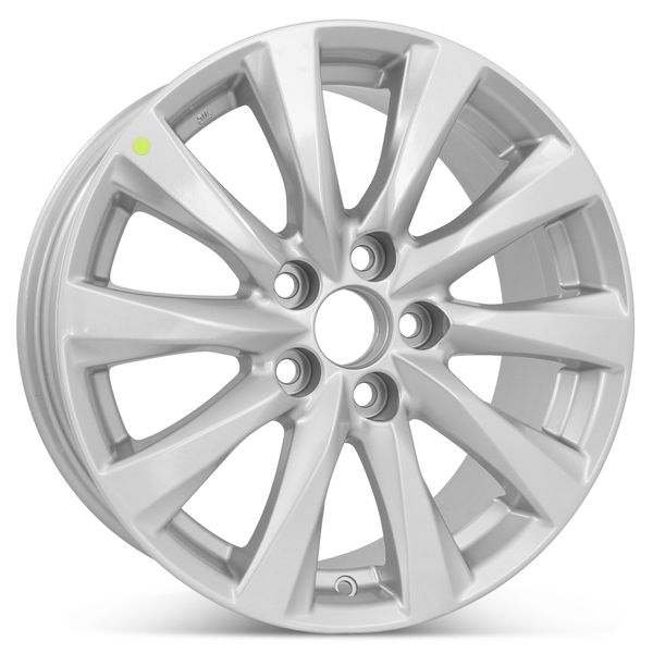 """New 17"""" x 7.5"""" Replacement Wheel for Toyota Camry 2018 2019 2020 Rim 75220"""