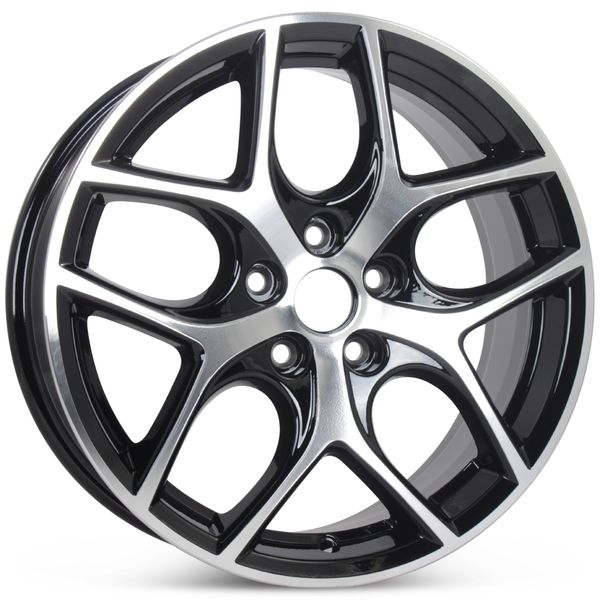 """New 17"""" x 7"""" Replacement Wheel for Ford Focus 2015-2017 Rim 10012"""